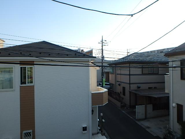 藤原戸建の眺望