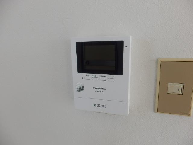 青木マンション 403号室のセキュリティ