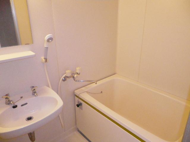 グランデュール芝山 102号室の風呂