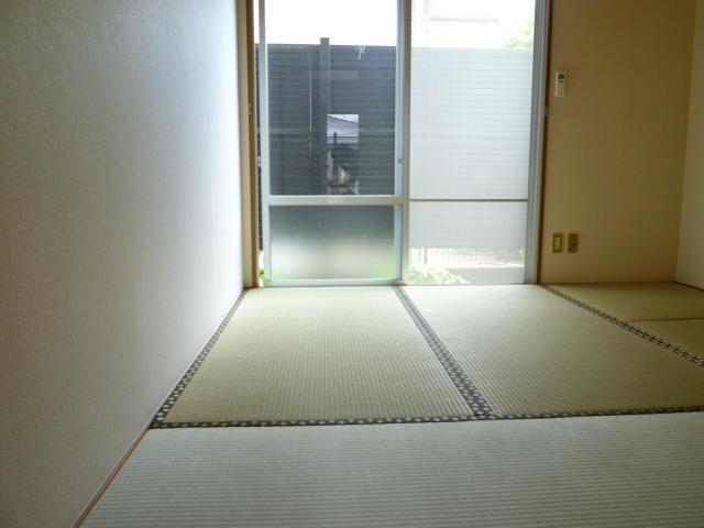 ハイツ梨花 102号室の眺望