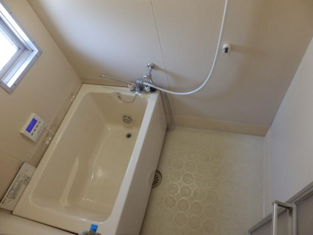 ハイツ梨花 102号室の風呂