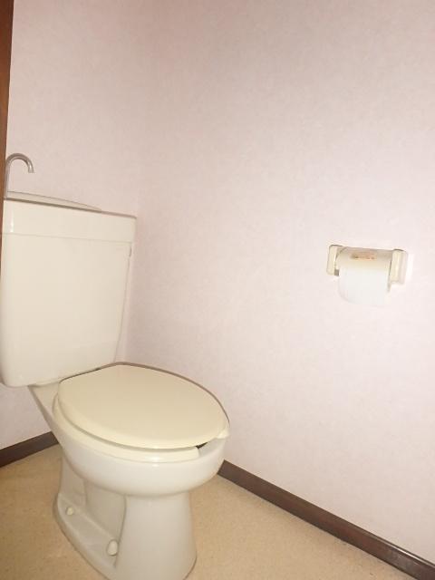 メゾンハピネス 201号室のトイレ