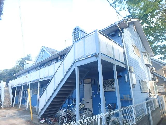 メゾンハピネス 202号室の外観2