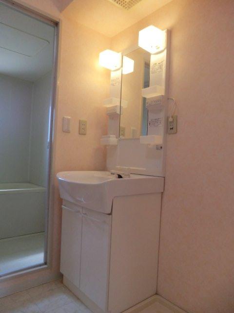 ジュネス和光 503号室の洗面所