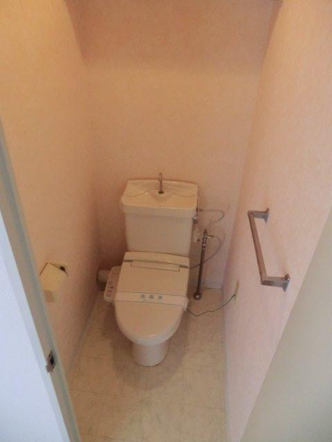 ジュネス和光 503号室のトイレ