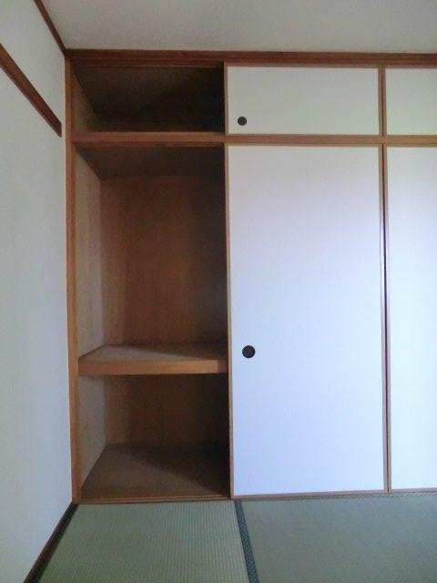 ジュネス和光 503号室の収納