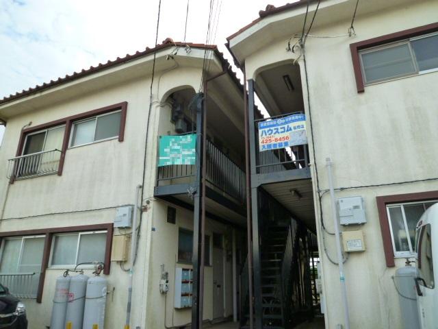 道野辺サンハイツ 206号室の外観2