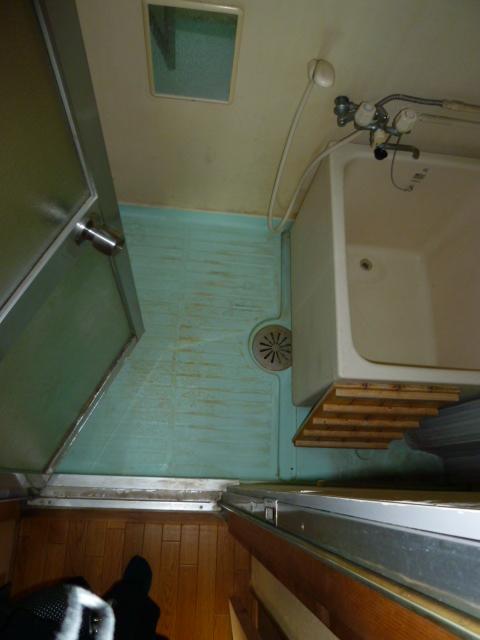 道野辺サンハイツ 206号室の風呂