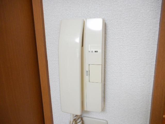 津賀マンション 301号室のセキュリティ