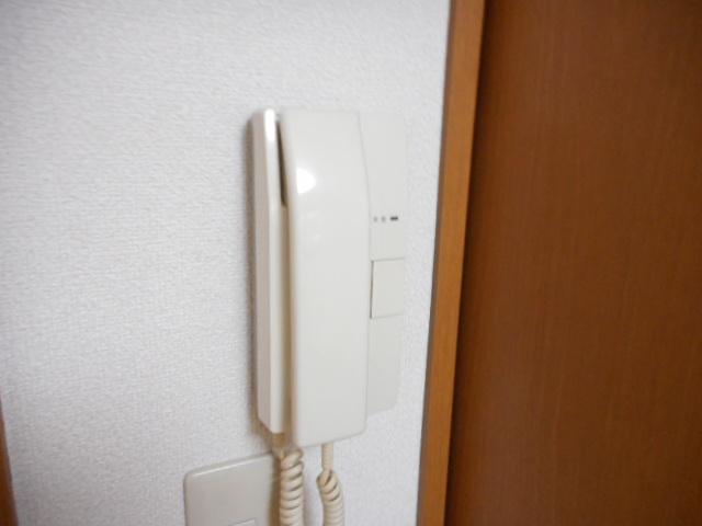 津賀マンション 302号室のセキュリティ