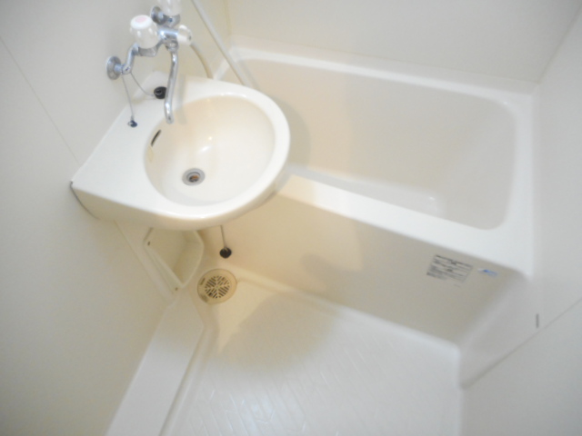 津賀マンション 302号室の風呂