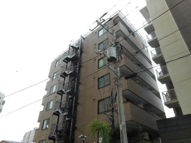 津賀マンション 302号室の外観2