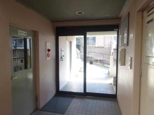 グリーンヒルズ 207号室のセキュリティ