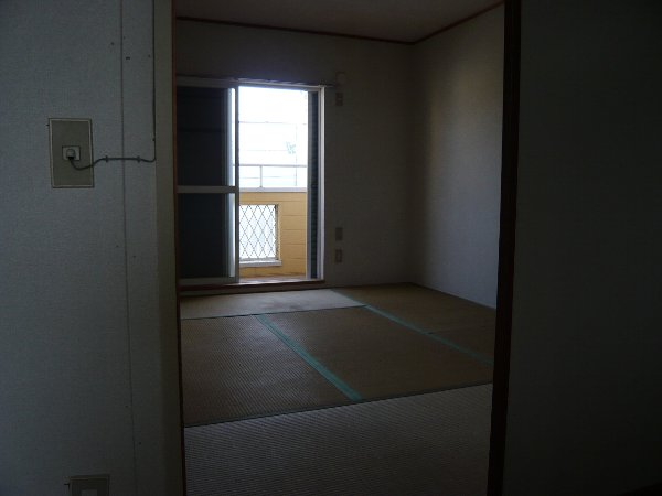 ロイヤルハイツA金杉 203号室の居室