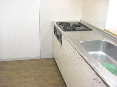 ウィンドヒル鎌ケ谷 404号室のキッチン