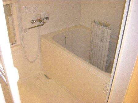 ウィンドヒル鎌ケ谷 404号室の風呂