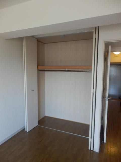 ウィンドヒル鎌ケ谷 603号室の収納