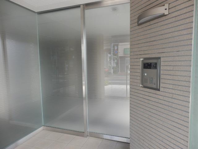 ウィンドヒル鎌ケ谷 603号室のセキュリティ