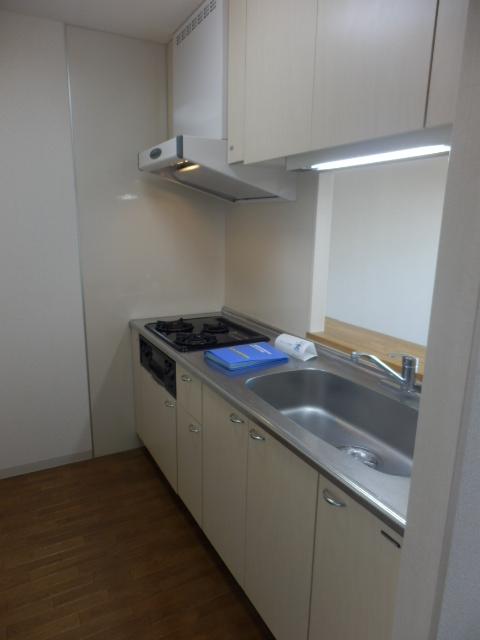 ウィンドヒル鎌ケ谷 603号室のキッチン