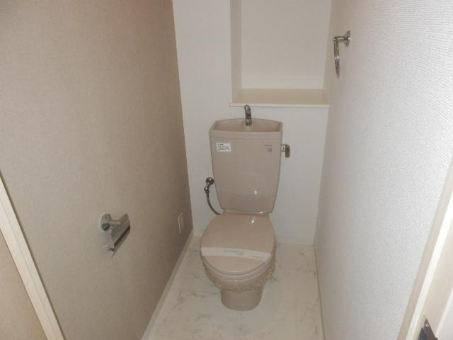 ウィンドヒル鎌ケ谷 603号室のトイレ