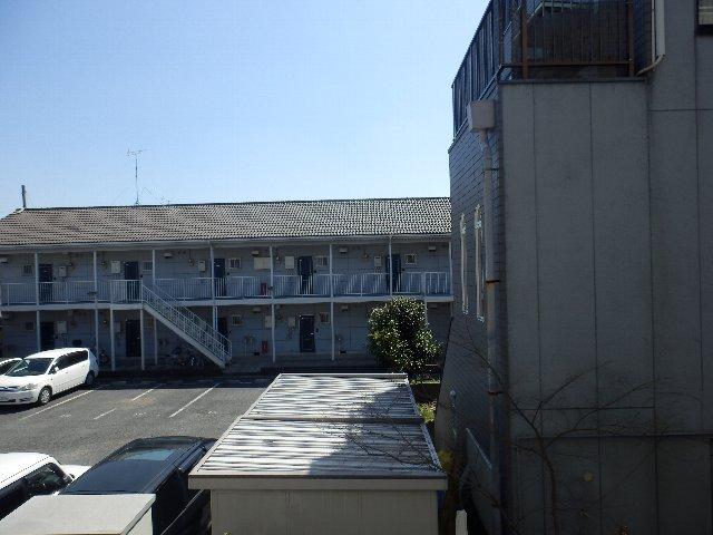 鎌ケ谷ハイツ 304号室の眺望