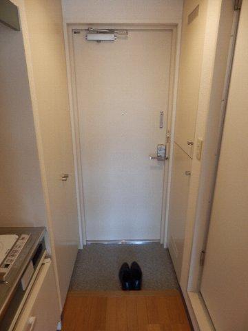 鎌ケ谷ハイツ 304号室の玄関