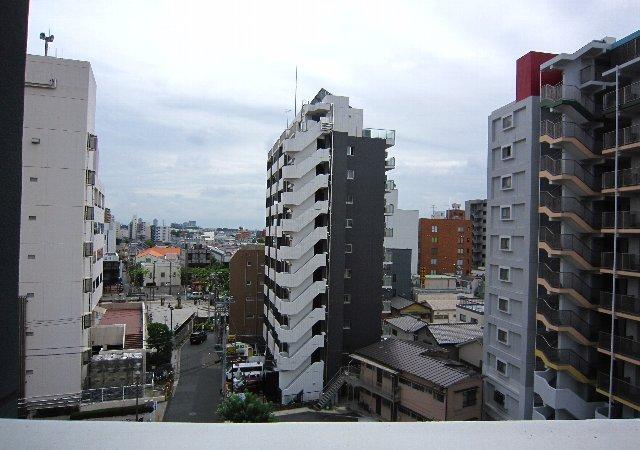 らふぃね壱番館 202号室の眺望