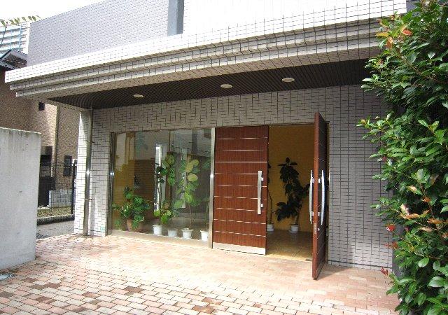 らふぃね壱番館 606号室のエントランス