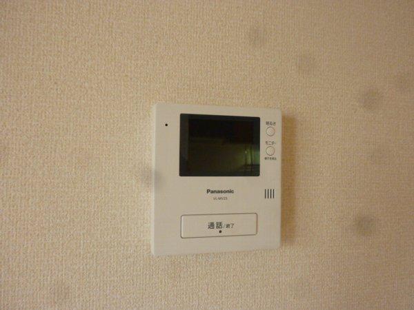 ハイカムールST・ユアサ 201号室のセキュリティ