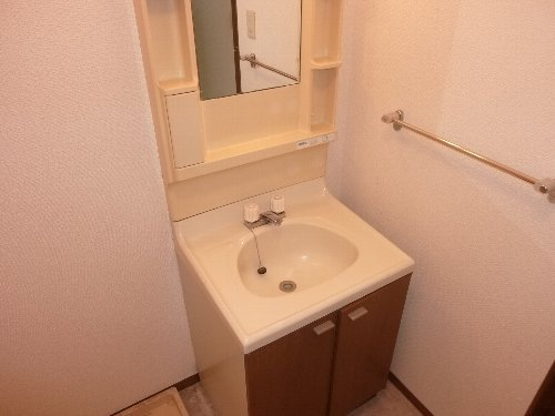 ハイカムールST・ユアサ 201号室の洗面所