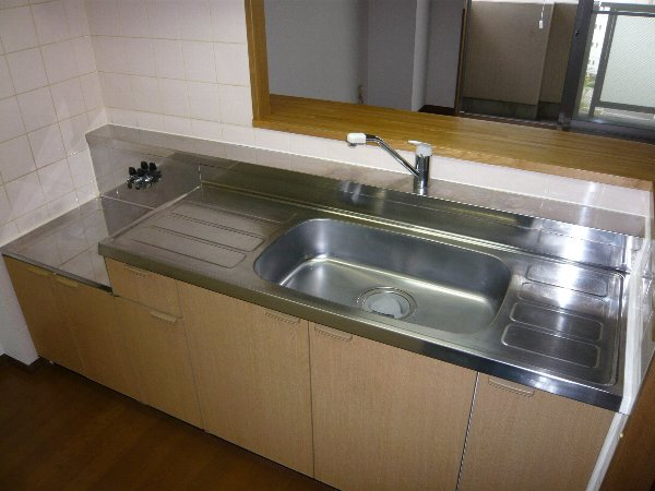 フォンテーヌ芝山 603号室のキッチン