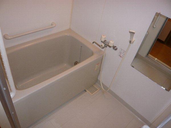 フォンテーヌ芝山 603号室の風呂