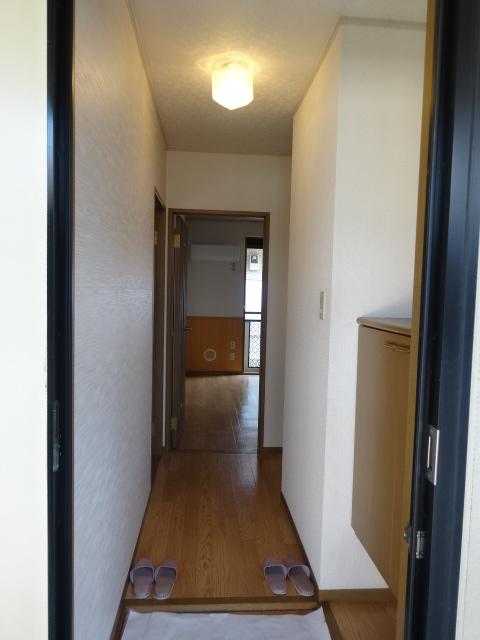 カーザベルデ 102号室の玄関
