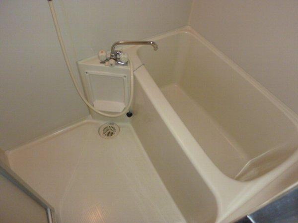 藤コーポE棟 105号室の風呂