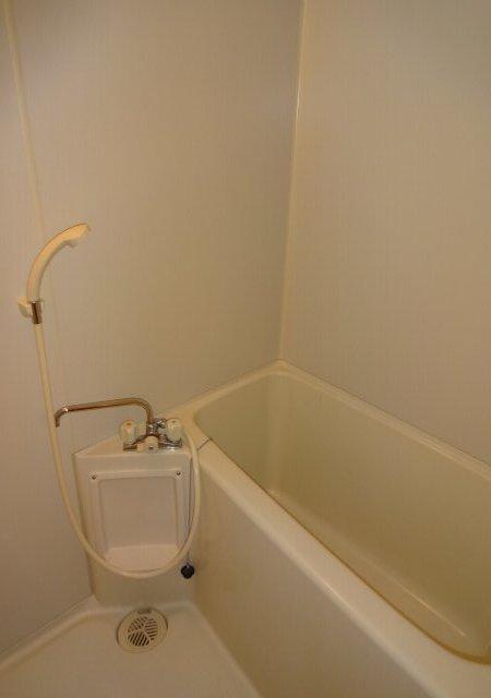 藤コーポE棟 306号室の風呂