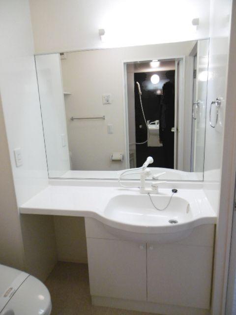 オッツ新鎌ケ谷 102号室の洗面所