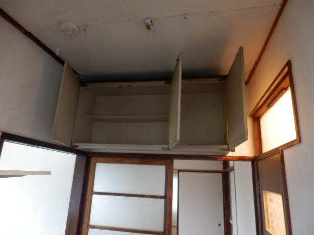 ハイツのぞみⅠ 301号室の収納
