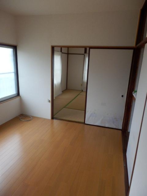 ハイツのぞみⅠ 301号室の居室
