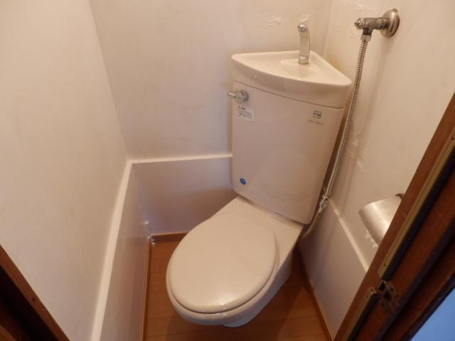 ハイツのぞみⅠ 301号室のトイレ