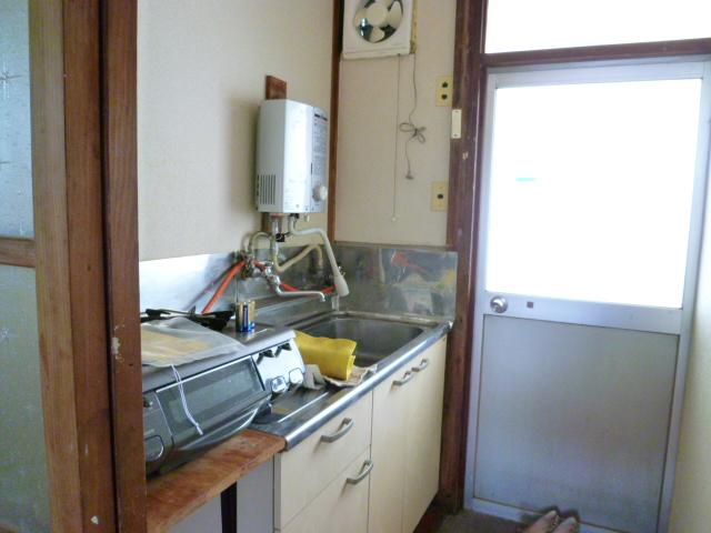 ハイツのぞみⅠ 303号室のキッチン