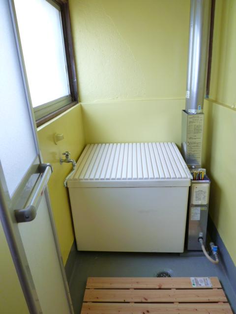 ハイツのぞみⅠ 303号室の風呂