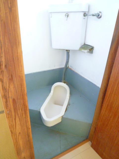ハイツのぞみⅠ 303号室のトイレ