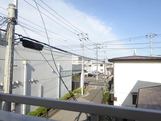 タウンコート馬込沢 203号室の眺望