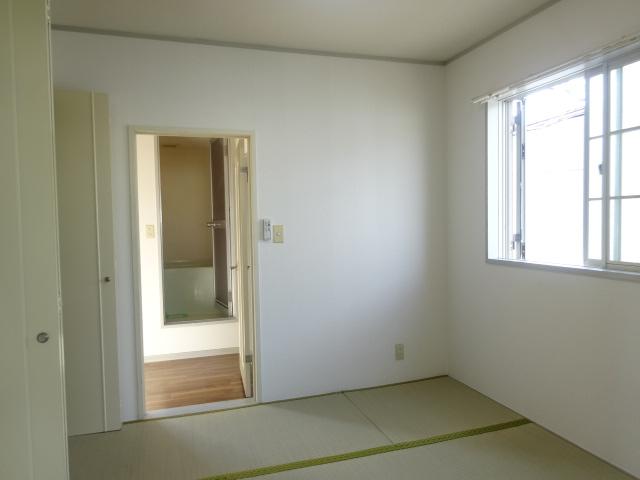 タウンコート馬込沢 203号室の居室