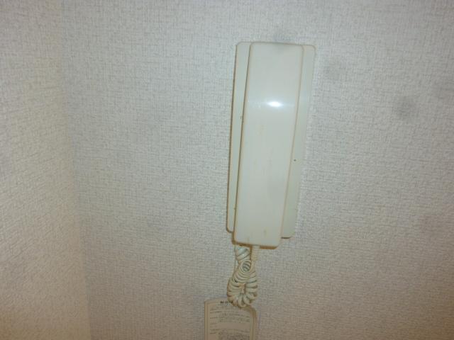 クオリティハイツ鎌ヶ谷 105号室のセキュリティ