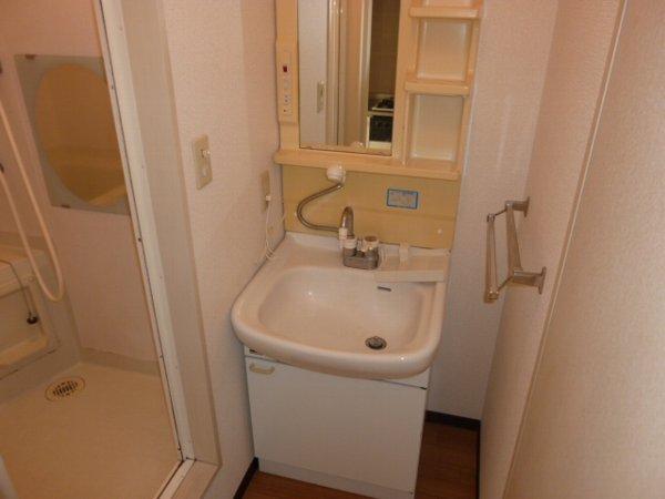 クオリティハイツ鎌ヶ谷 105号室の洗面所