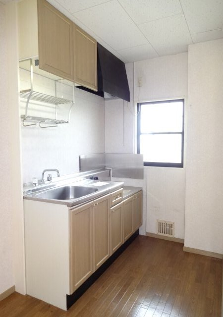 サンダイヤコーポ 105号室のキッチン