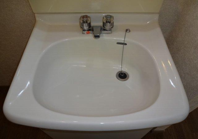 サンダイヤコーポ 105号室の洗面所