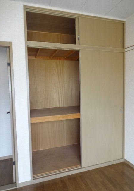 サンダイヤコーポ 102号室の収納
