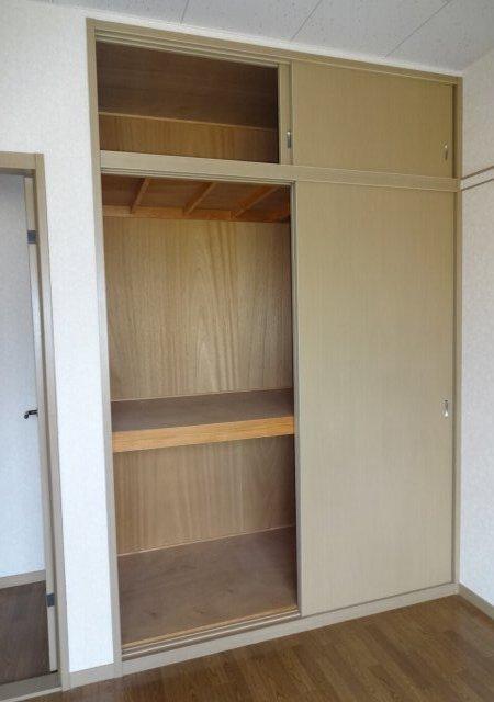 サンダイヤコーポ 205号室の収納